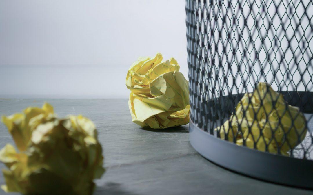 Vælg den rigtige affaldsspand