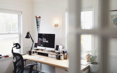 Glæd din krop med en god kontorstol