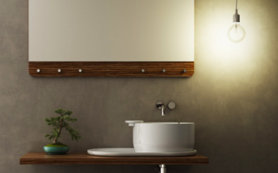 Den rette håndvasker fuldender et rum