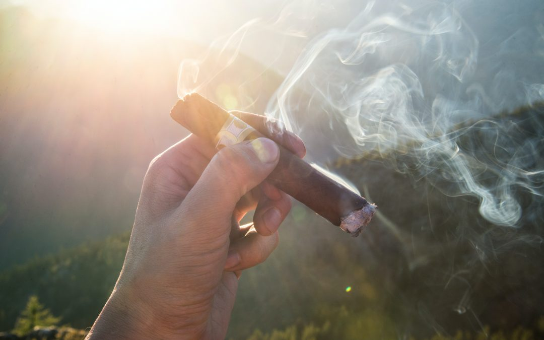 Sådan ryger du en cigar