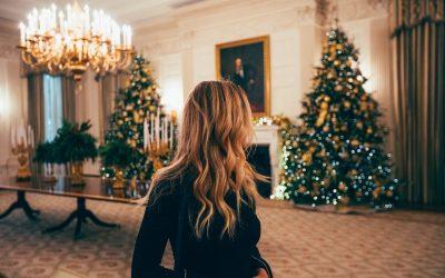 Derfor bør du vælge et kunstigt juletræ